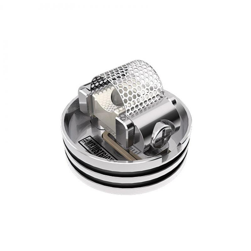 10ピース メッシュスタイルコイル 0.18オーム (10pcs Mesh Style Coils 0.18ohm for Wotofo Profile RDA Atomizer)